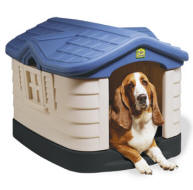 Large Insulated Dog House by Our Pets - COZY COTTAGE Model