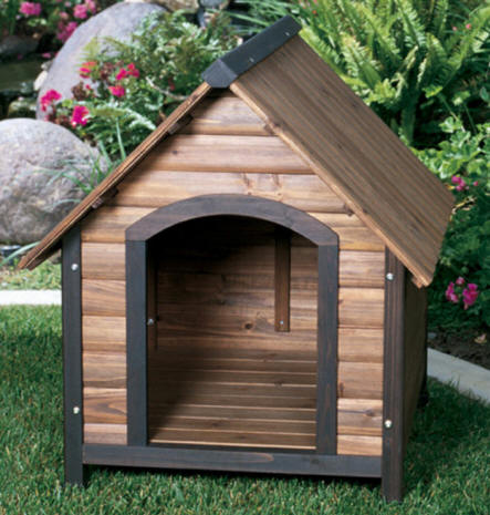 Dog House Weather Protection