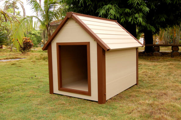 Large Dog House - Canine Cottage - ECOH501XL-02