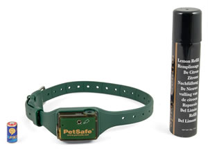 PetSafe PBC00-11005 Deluxe Spray Bark Collar