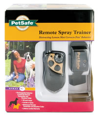 PetSafe PDT00-11234 Remote Spray Trainer Package