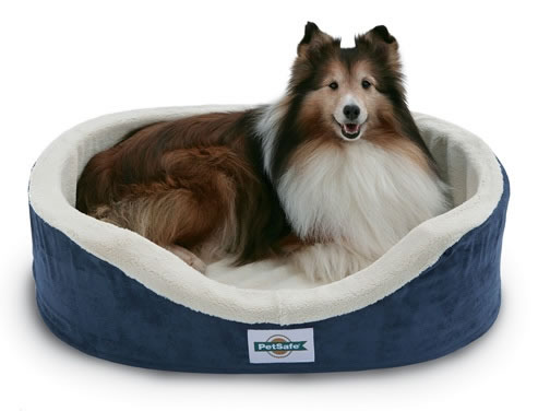 Heated Beds provide comfort and warmth for your best friend