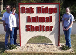 Oak Ridge Animal Shelter