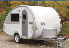 RV with ClimateRight CR-2500-ACH