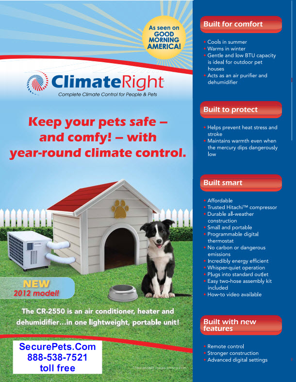 ClimateRight - Good Morning America CR-2500