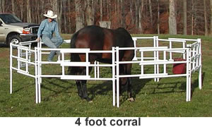 Carri-Lite Corrals - 4 foot Corral
