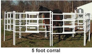 Carri-Lite Corrals - 5 foot Corral