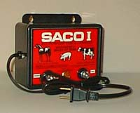 Saco 1 Fence Charger