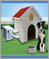 Portable Air Conditioner for DOG HOUSES