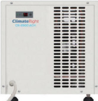 ClimateRight CR-2500 CR-5000 ACH Dog House Air Conditioner